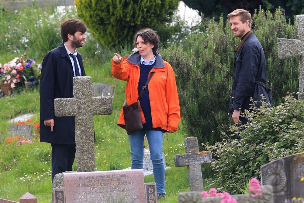 BROADCHURCH Saison 2 épis. 1-2-3- [Replay] Lundi 06-04-2015 FRANCE 2