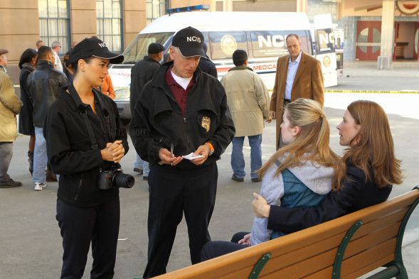 "NCIS ""Disparue, ""Gone"" en version originale"