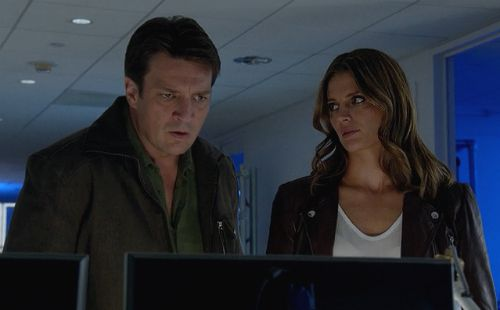 CASTLE Saison 7: Lun.07-09-2015 &quot&#x3B;Force invisible&quot&#x3B;, &quot&#x3B;Facteur Humain&quot&#x3B;, &quot&#x3B;Jeu de dupes&quot&#x3B; France 2
