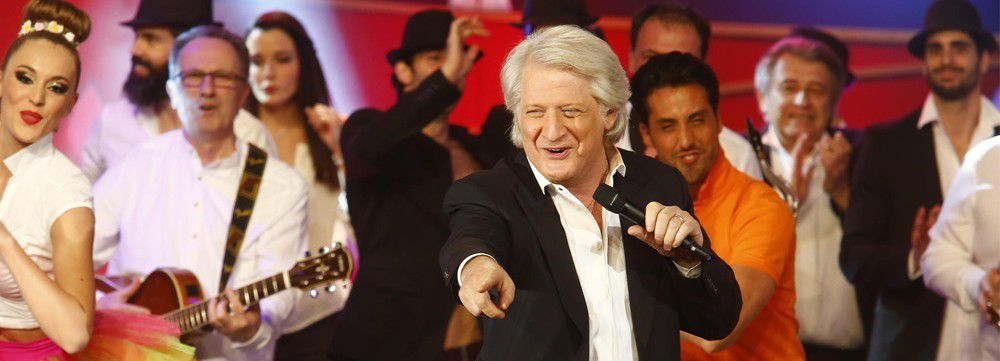&quot&#x3B;Le plus grand cabaret du monde&quot&#x3B; de P.Sébastien [Replay]  Sam.30-01-2016 FR2