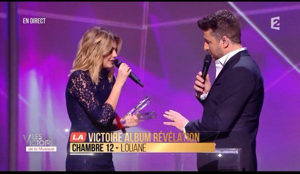 Victoires de la Musique 2016 au Zenith-Paris Ven.12-02-2016 [Replay] FR2