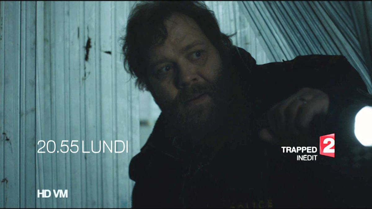 &quot&#x3B;TRAPPED&quot&#x3B; Polar- série islandaise-épis.6-7-8, Lun.22-02-2016 [Replay] FIN S.1- France 2