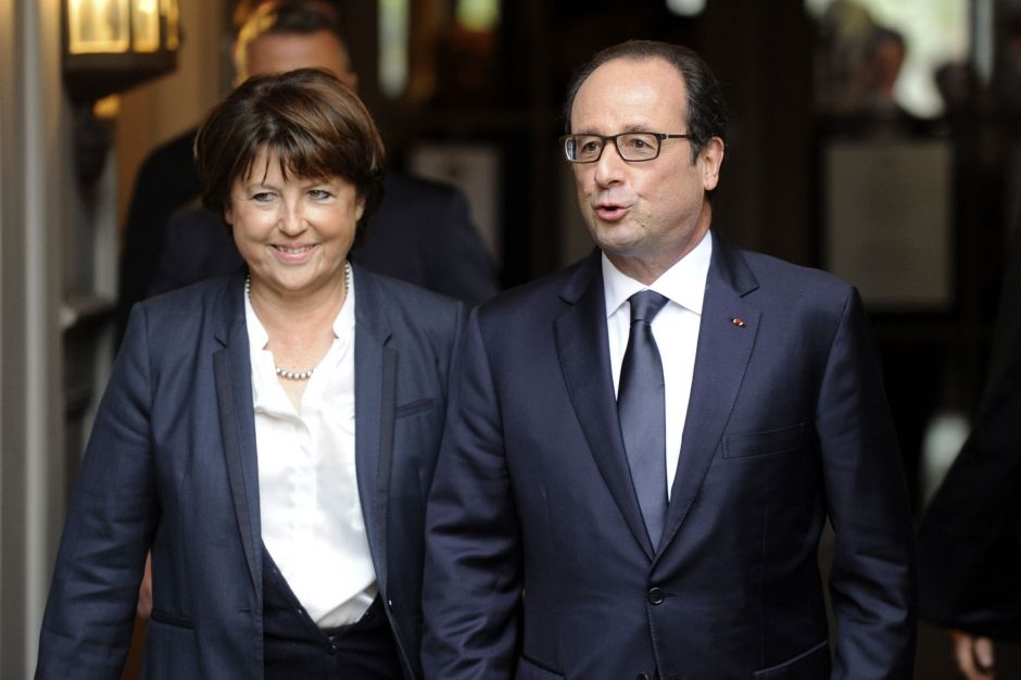 Effet boomerang pour Aubry: Elle ne ferait pas mieux que Hollande selon les français