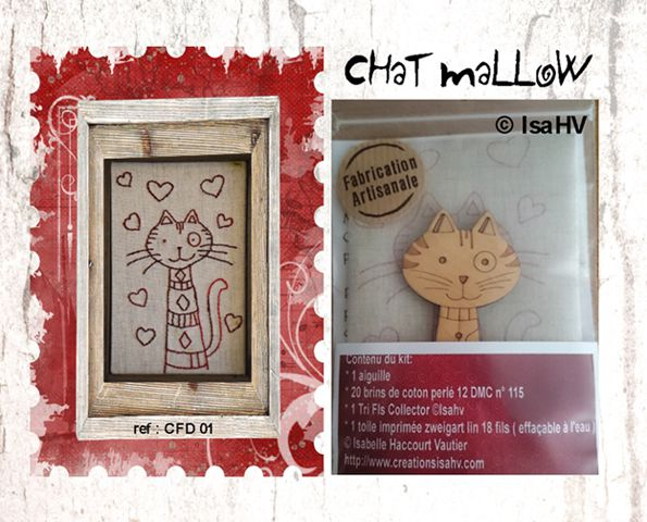 "Kit ""Chat Mallow"""
