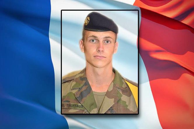 Hommages aux soldats français tombés pour la France