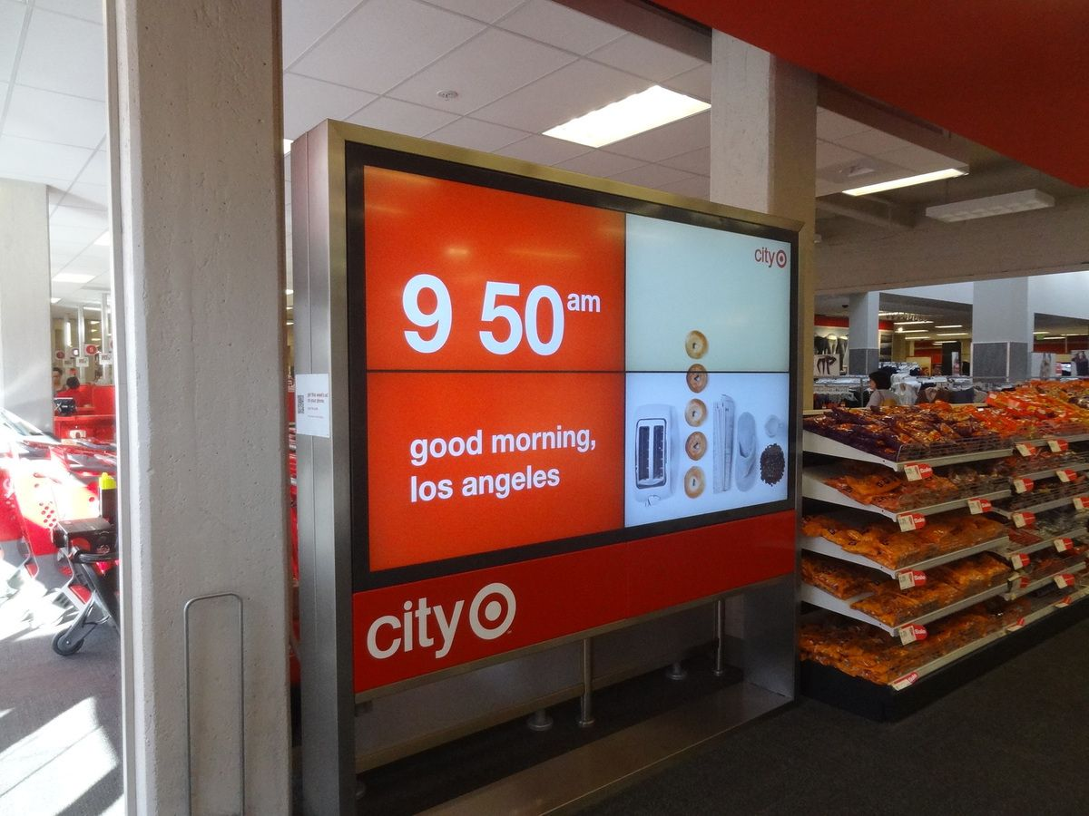 Good Monring, Los Angeles, le magasin au coeur de la ville
