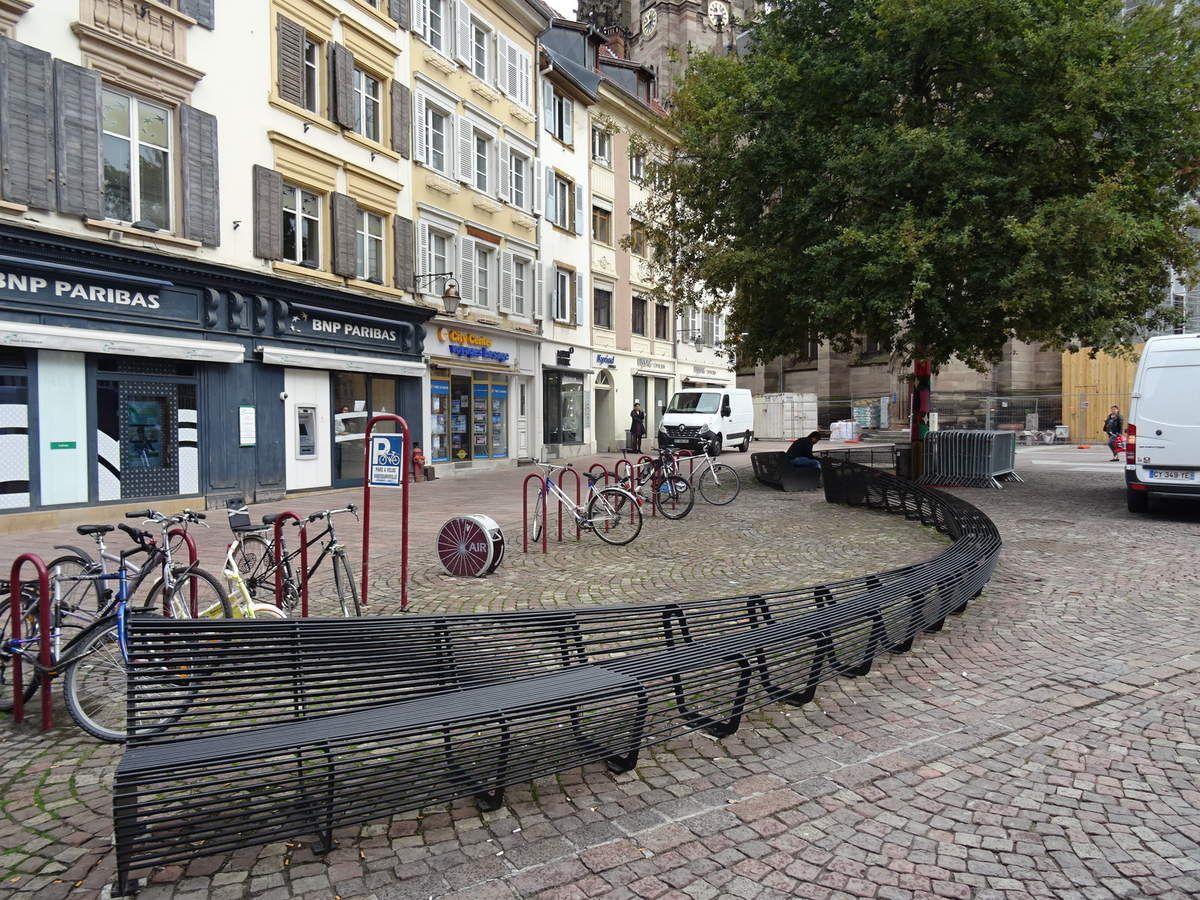 Sp cial mulhouse un cas d 39 cole du commerce en centre - Chambre des commerces mulhouse ...