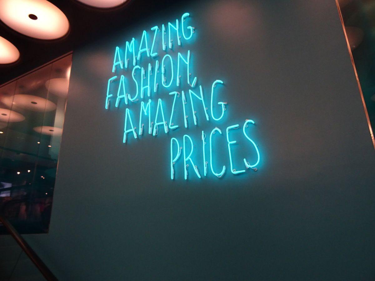 Amazing fashion, Amazing prices la promesse reste omniprésente en magasins