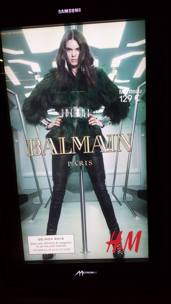 Balmain/H&amp&#x3B;M : 5 facteurs clés de succès en value for money