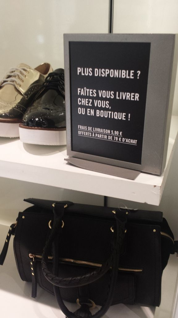 Le shopping mains libres, nouvelle tendance ?
