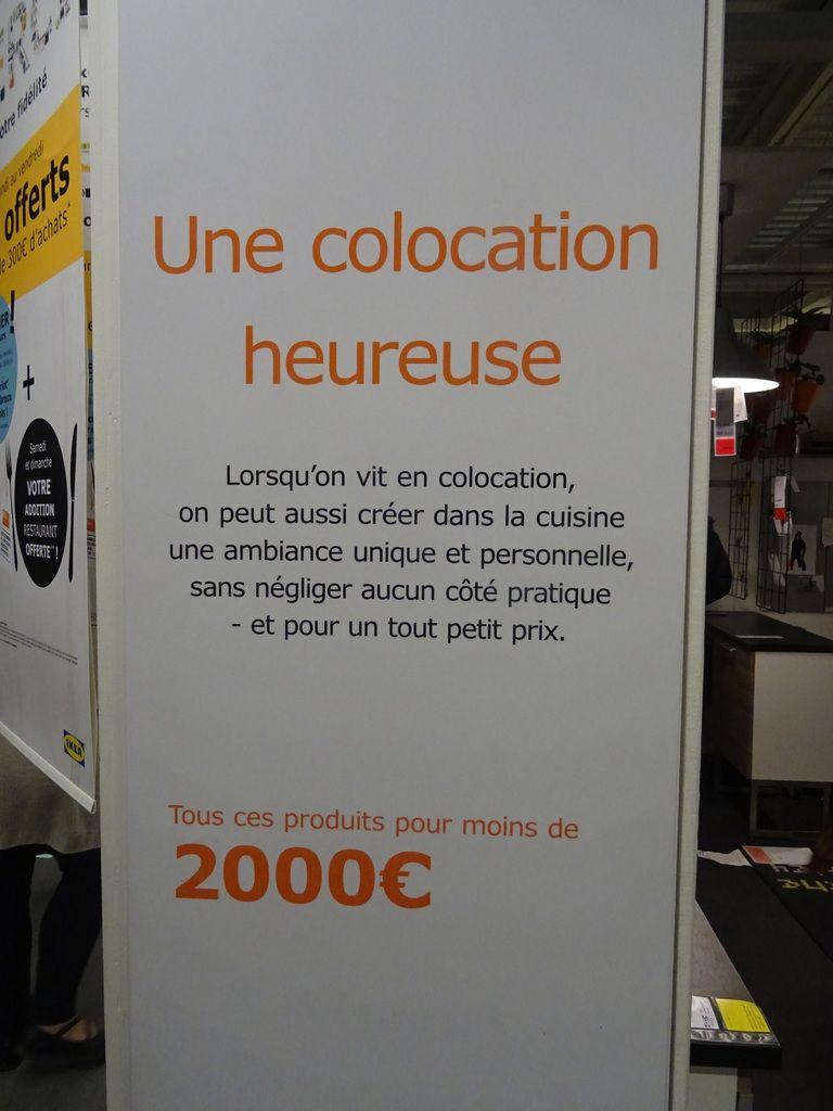 Il fallait y penser n 63 ikea surfe sur la colocation retail distribution - Ikea adresse belgique ...