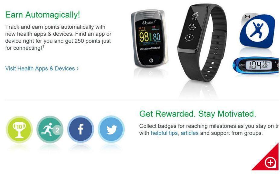 Booster le commerce : cas n°2 : Walgreens récompense l'activité physique