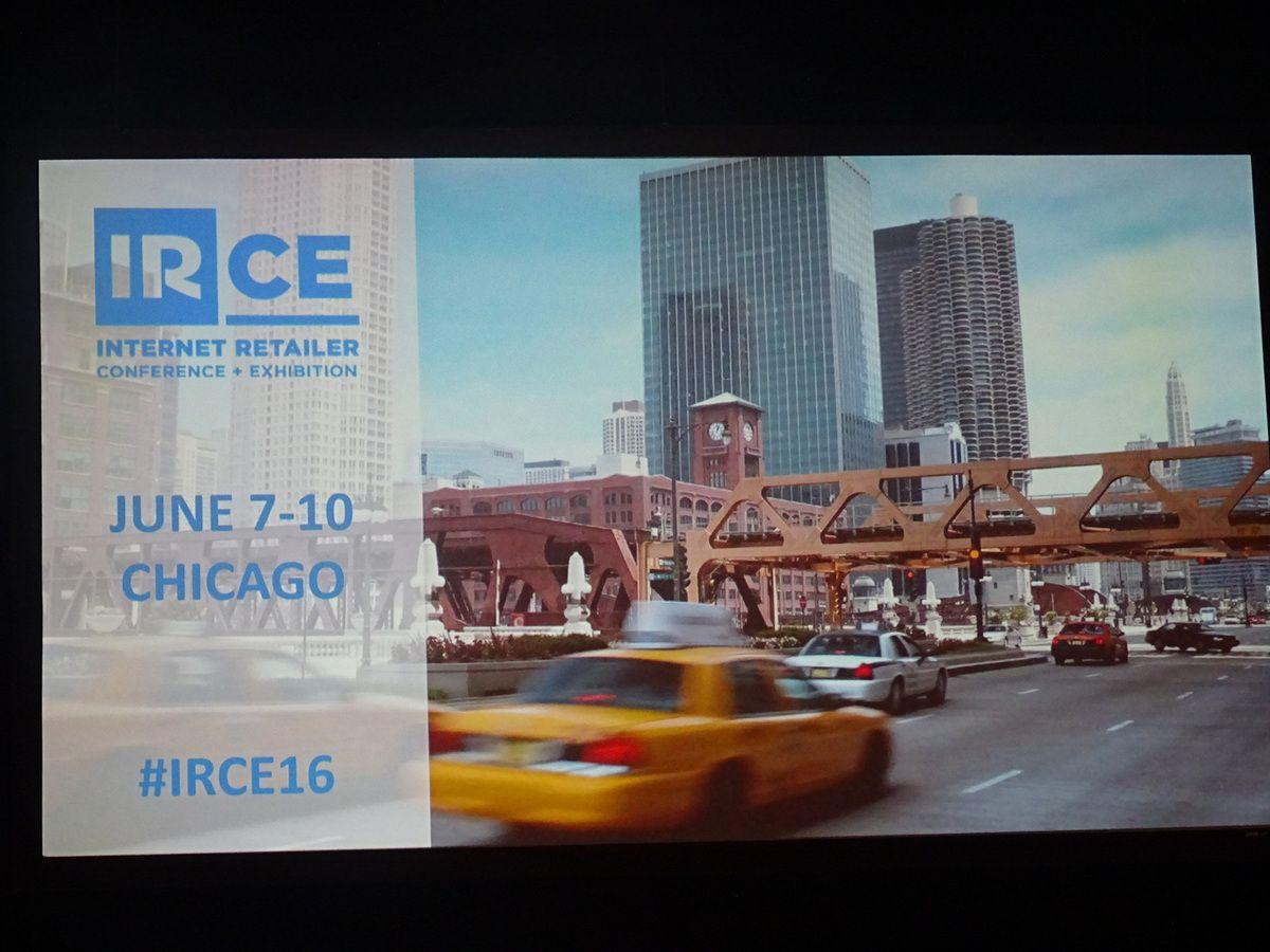 Le salon IRCE se tient chaque année à Chicago