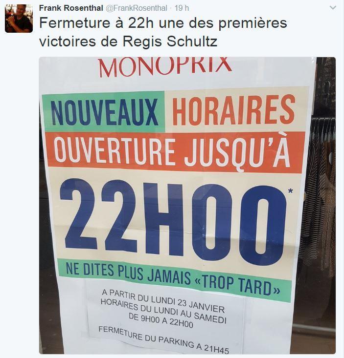 Retail Tweets (15) : Monoprix retrouve les ouvertures tardives
