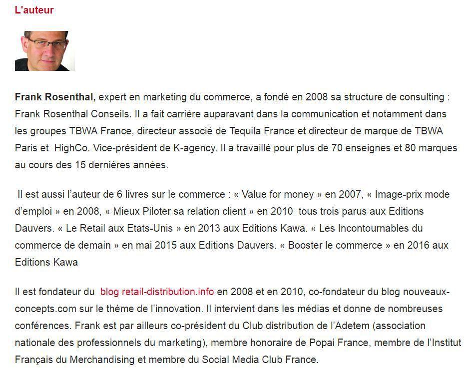 Tribune LSA enjeux 2017 : vers plus de sens pour le commerce
