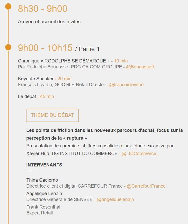 Innover pour le Commerce : en format conférence le 14 juin 2017