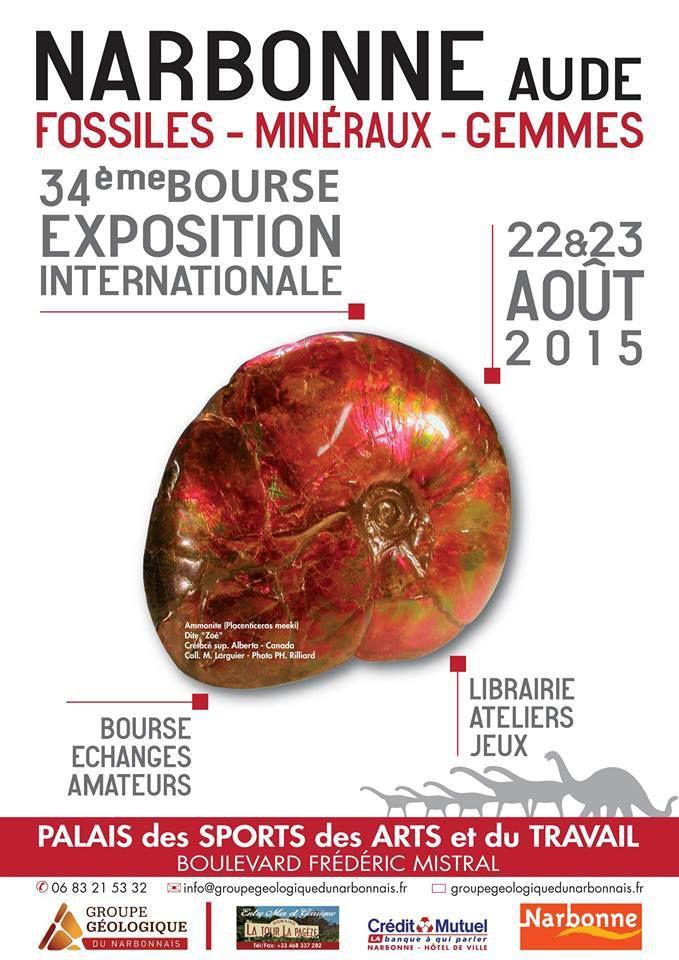 Bourse de Narbonne ces 22 et 23 août 2015