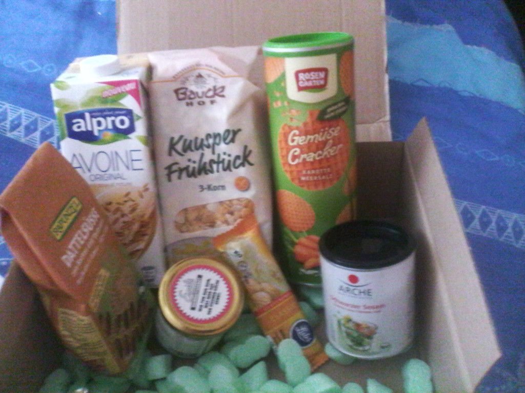 VEGAN BOX-AOUT