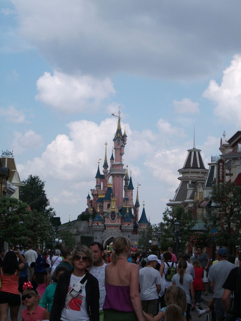 DISNEY attractions par âge