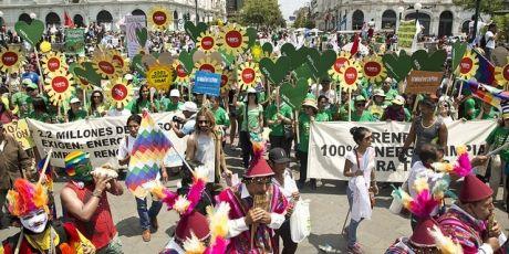 Marche pour le climat le 29 novembre