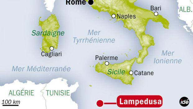 Activité 4ème # Un exemple de migrations en Méditerranée