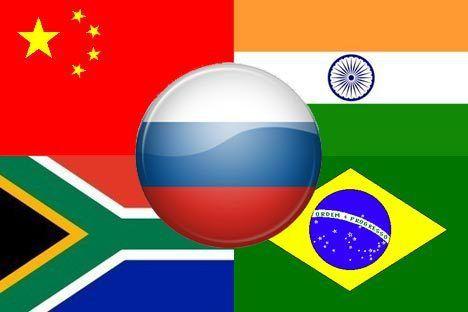 Activité 4ème # Les BRICS