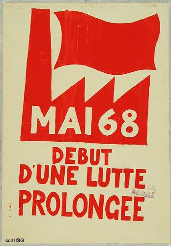 Histoire des Arts 3ème # Mai 1968 en affiches