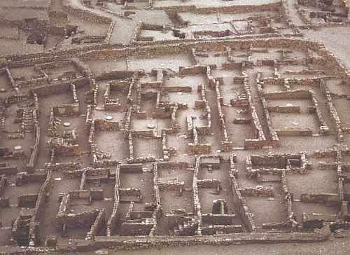 La cité égyptienne dans l'antiquité et la décoration... (6) ! En Égypte ancienne !