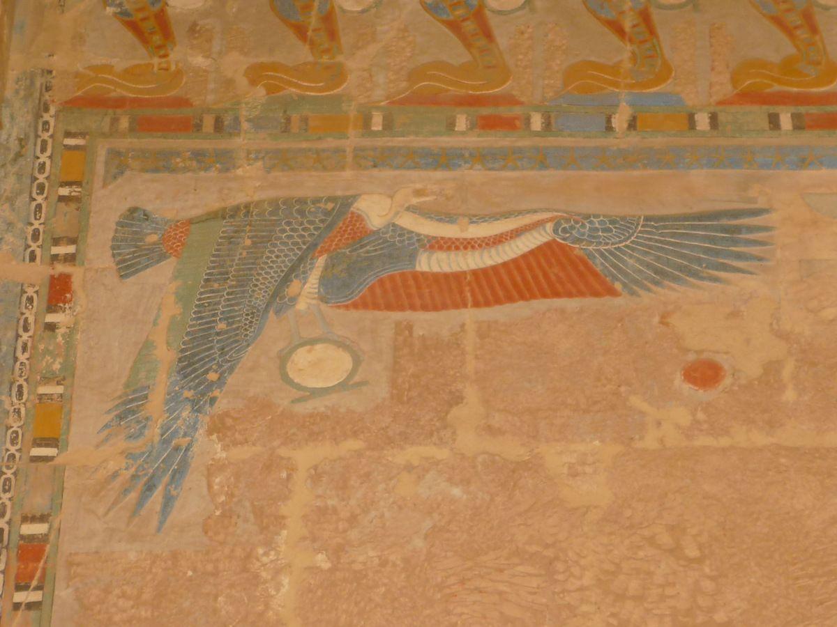 &quot&#x3B;Je suis la Blanche, la couronne du Sud&quot&#x3B;, elle est née pour protéger, la divinité Nekhbet (1)... En Égypte ancienne !