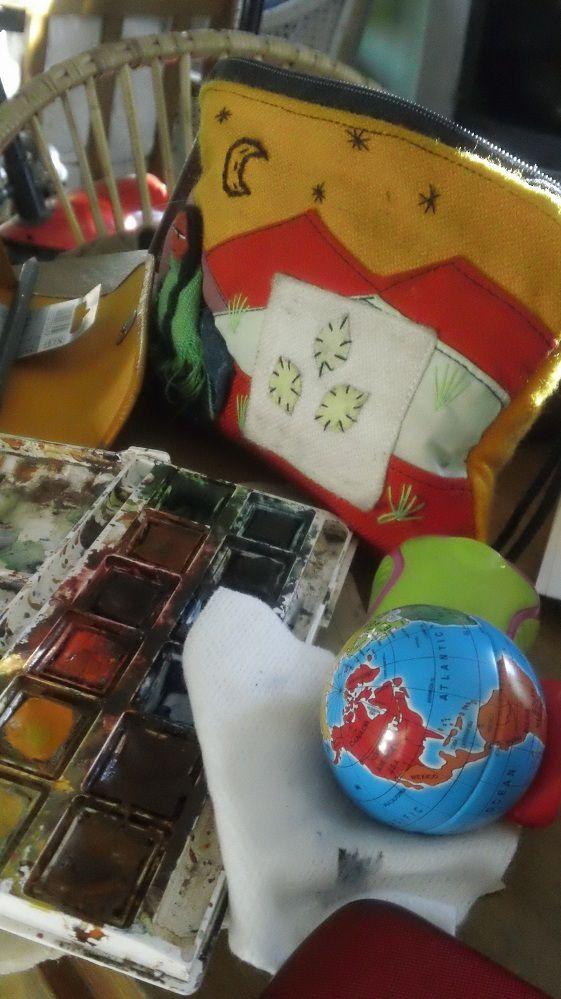 Atelier carnets de croquis et linogravure à VOIRON