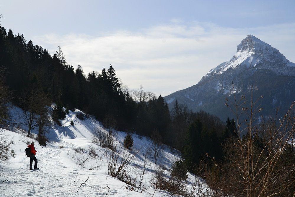 Au pays de la neige