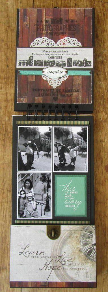 Visuels album &quot&#x3B;ANTIQUE&quot&#x3B; et vente tutoriel