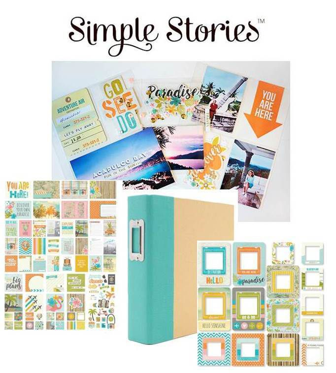 3 nouvelles collections SIMPLE STORIES