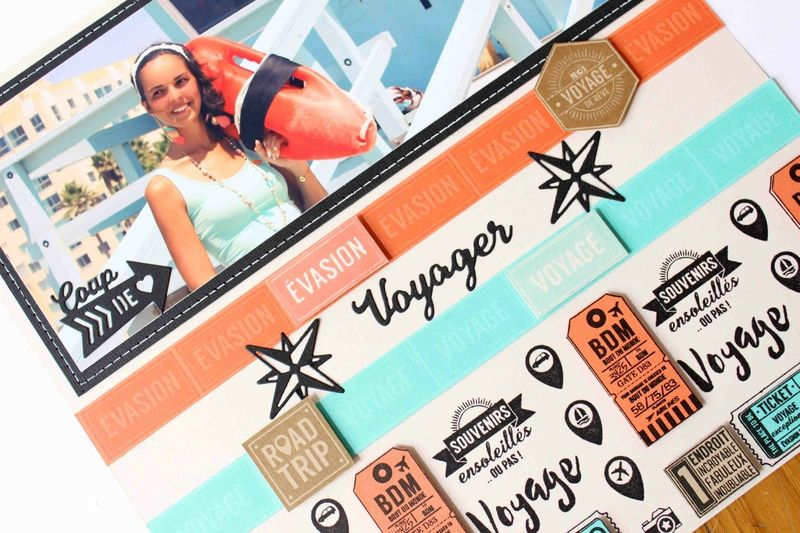 Capsule d'août de Florilèges: voyage, voyage !!