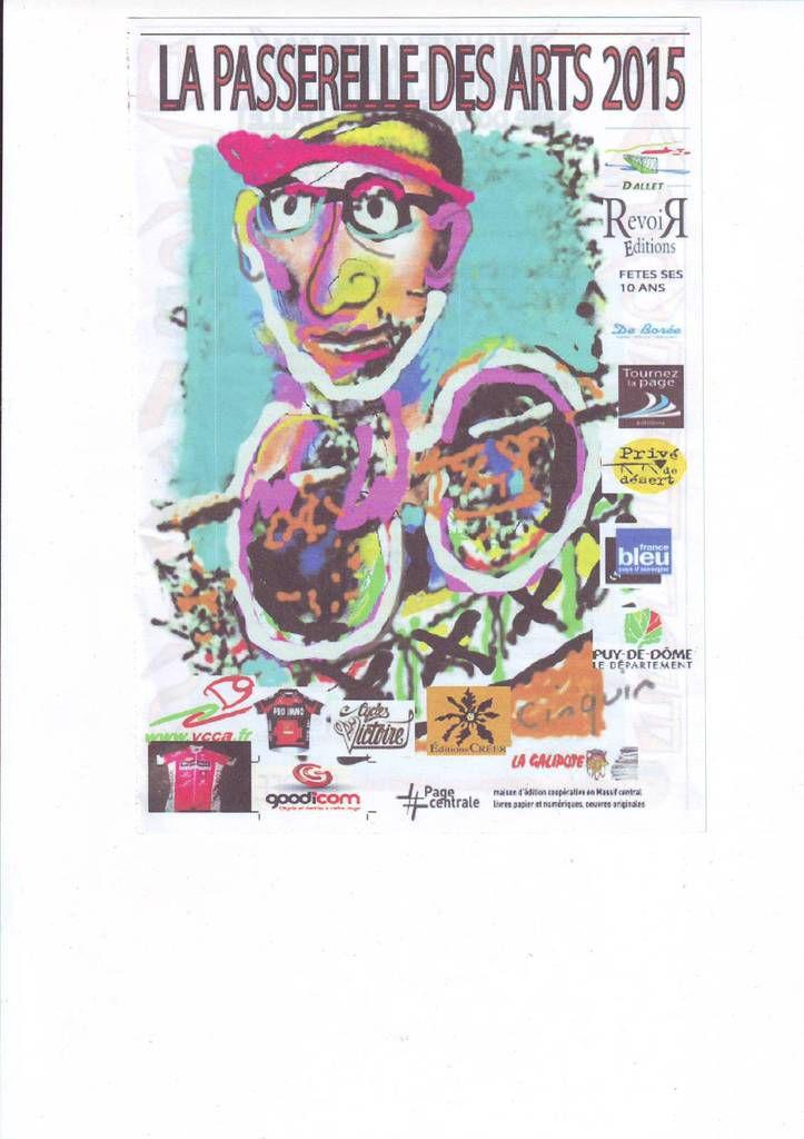 Expo et jeux cyclistes à Dallet