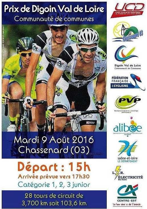 Prix de Digoin Val de Loire