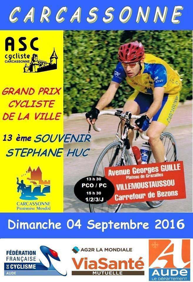 Dimanche, Grand Prix de Carcassonne