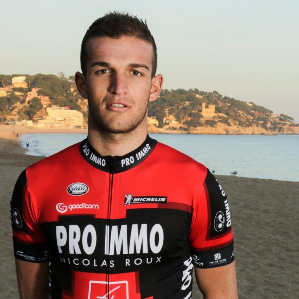 Julien PIERRAT  (Photo VCCA Team Pro Immo)