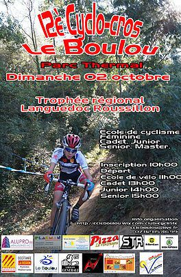 Cyclo-cross du Boulou
