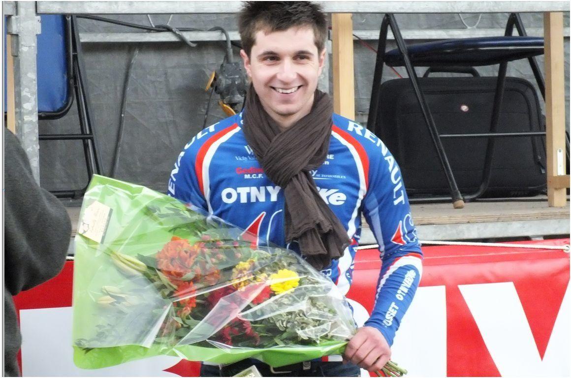 Nicolas Genebrier partira en pole position (photo Amélie Portier)