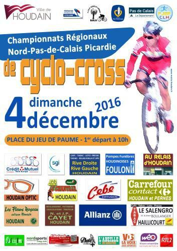 Championnat des Hauts-de-France de cyclo-cross