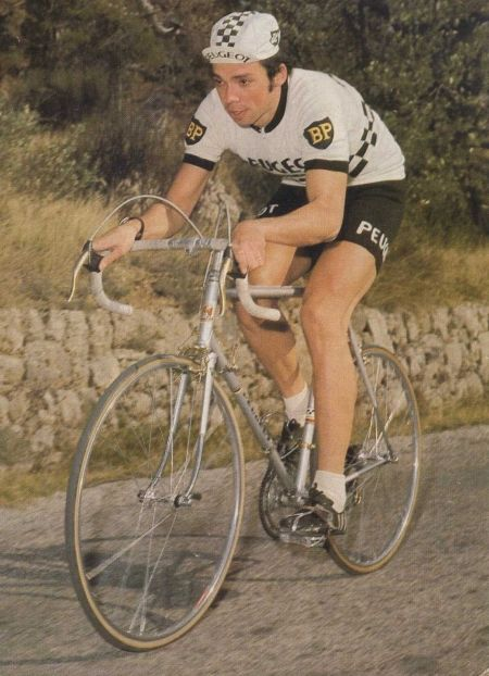 Jean-Claude Meunier champion de l'Orléanais en 1973