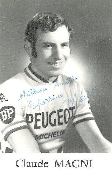 Le Grand Prix Claude Magni