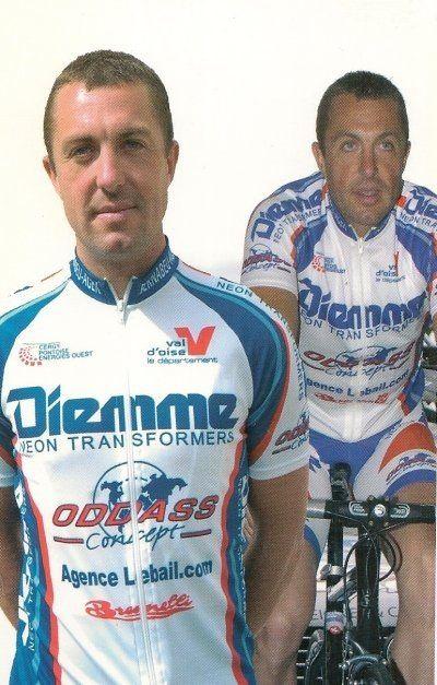 Vincent Templier, vainqueur du Circuit de la Nive 1997