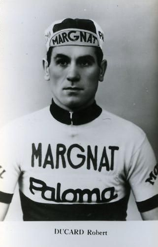 Robert Ducard, vainqueur du Saint-James en 1957