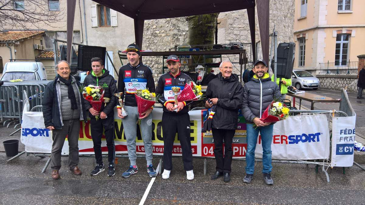 Le Podium  (Photo RO Sisteron)