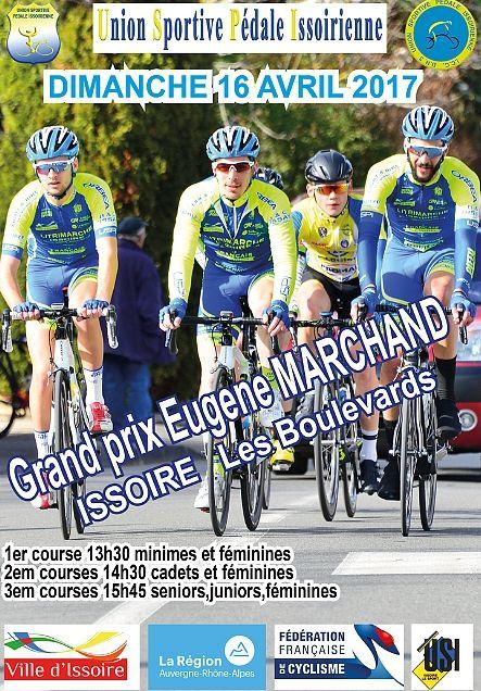 Prix Eugène Marchand  (les engagés)