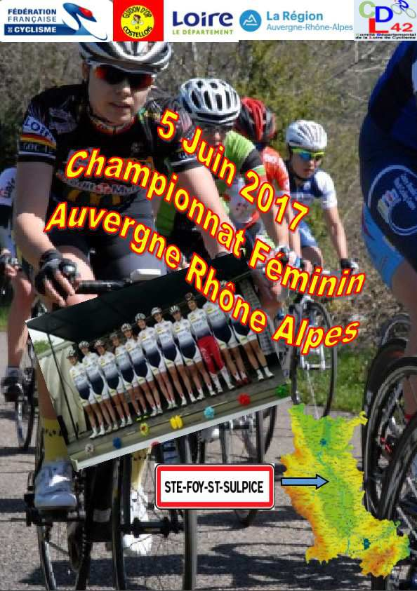 Demain, Championnat féminin Auvergne-Rhône-Alpes