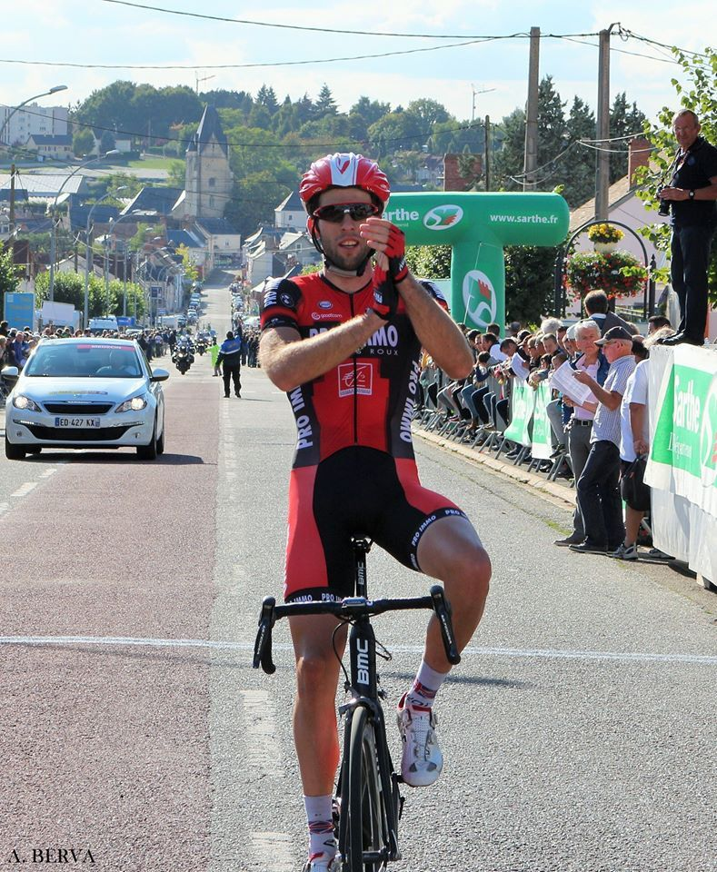Pierre Bonnet, vainqueur en 2016 (Photo Virginie Berva)