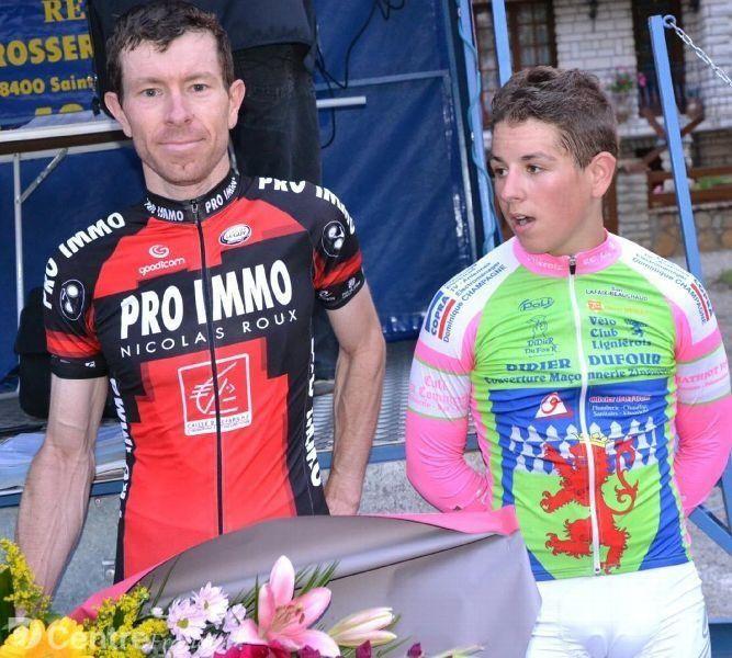 Loïc Perrier, vainqueur à Saint-Florent en 2014 et 2016  (Photo Nadine Maréchal)